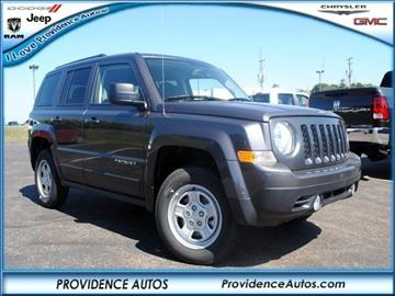 2017 Jeep Patriot for sale in Quarryville, PA