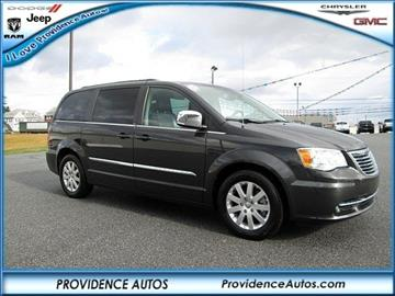 2012 Chrysler Town and Country for sale in Quarryville, PA