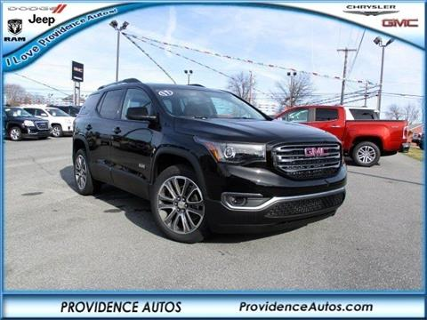 2017 GMC Acadia for sale in Quarryville, PA