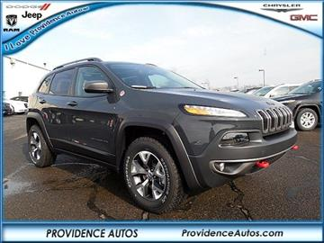 2017 Jeep Cherokee for sale in Quarryville, PA