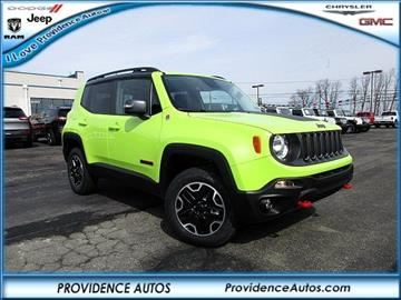 2017 Jeep Renegade for sale in Quarryville, PA