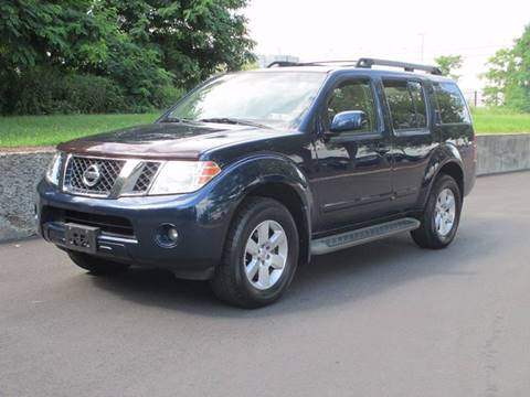 2008 Nissan Pathfinder for sale in Levittown, PA