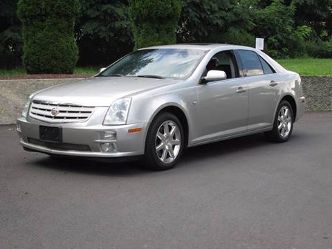 2007 Cadillac STS for sale in Levittown, PA