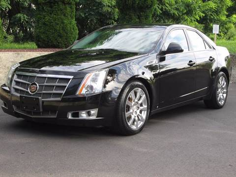 2008 Cadillac CTS for sale in Levittown, PA