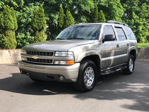 2002 Chevrolet Tahoe for sale at PA Direct Auto Sales in Levittown PA