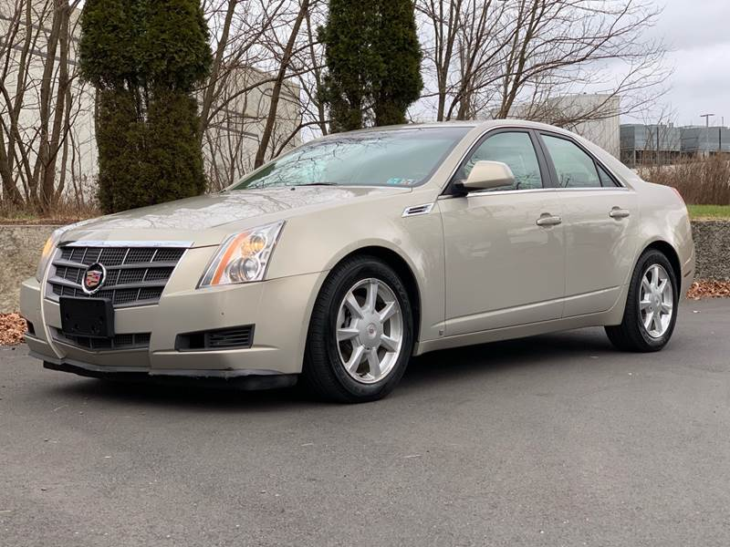 2008 Cadillac CTS for sale at PA Direct Auto Sales in Levittown PA