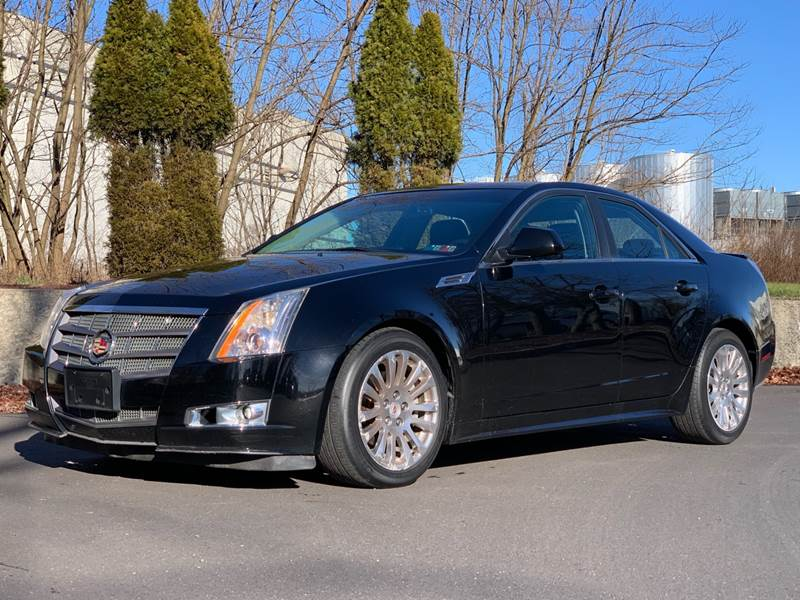 2010 Cadillac CTS for sale at PA Direct Auto Sales in Levittown PA