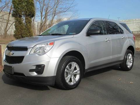 2012 Chevrolet Equinox for sale at PA Direct Auto Sales in Levittown PA