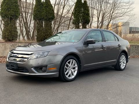 2011 Ford Fusion for sale at PA Direct Auto Sales in Levittown PA