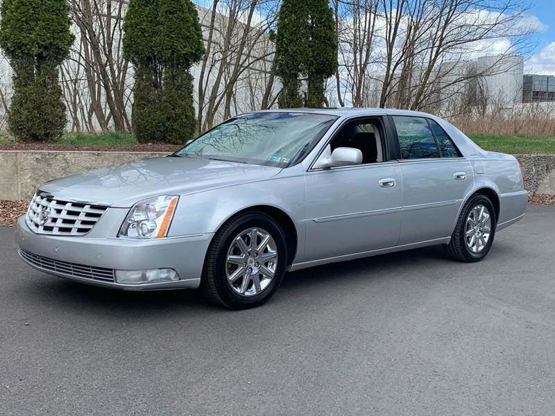 2011 Cadillac DTS for sale at PA Direct Auto Sales in Levittown PA