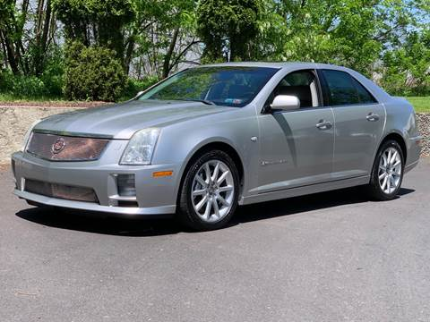 2006 Cadillac STS-V for sale at PA Direct Auto Sales in Levittown PA