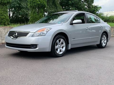 2008 Nissan Altima Hybrid for sale at PA Direct Auto Sales in Levittown PA