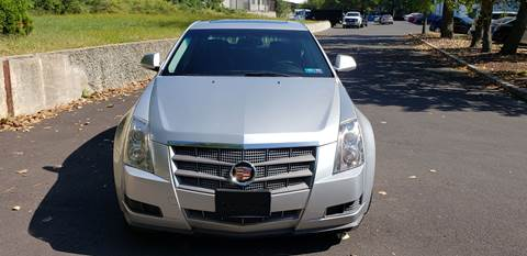 2009 Cadillac CTS for sale at PA Direct Auto Sales in Levittown PA
