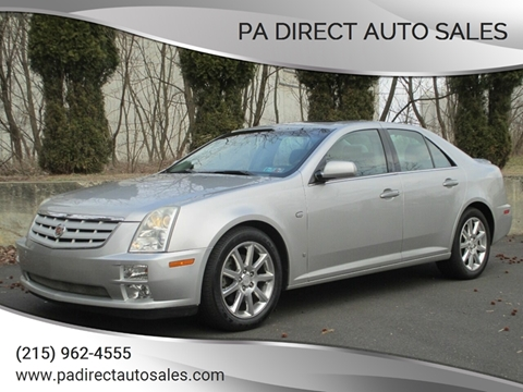 2006 Cadillac STS for sale at PA Direct Auto Sales in Levittown PA