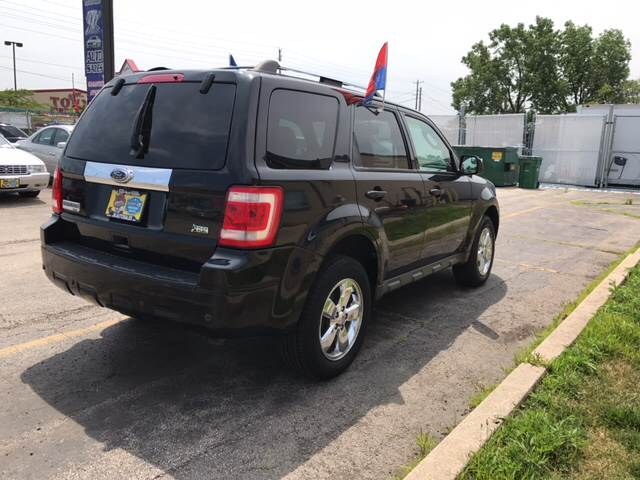 2010 Ford Escape AWD Limited 4dr SUV - Melrose Park IL