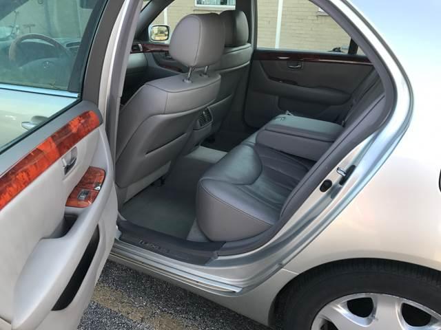 2003 Lexus LS 430 4dr Sedan - Melrose Park IL