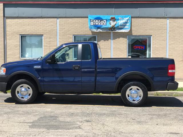 2007 Ford F-150 XL 2dr Regular Cab Styleside 6.5 ft. SB - Melrose Park IL