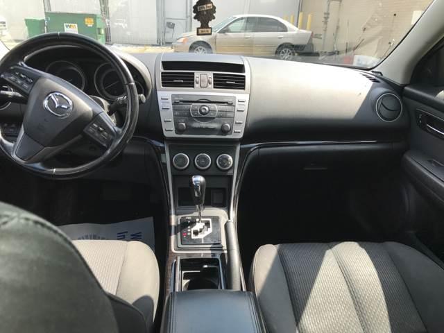 2012 Mazda MAZDA6 s Touring Plus 4dr Sedan - Melrose Park IL