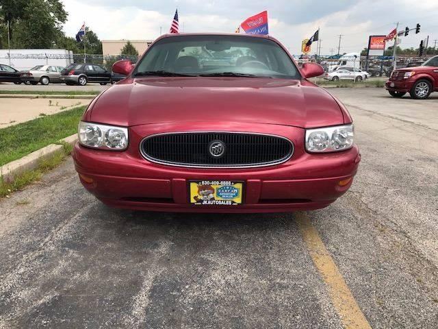 2003 Buick LeSabre Limited 4dr Sedan - Melrose Park IL