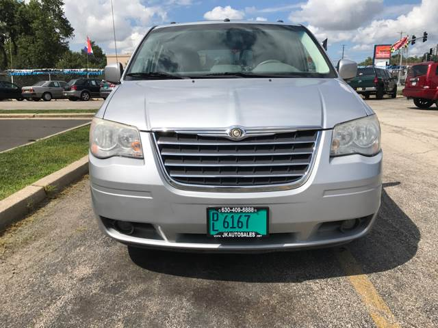 2008 Chrysler Town and Country Touring 4dr Mini-Van - Melrose Park IL