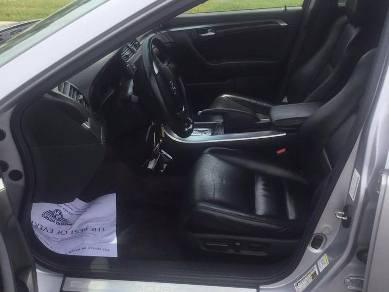2007 Acura TL 4dr Sedan w/Navigation - Melrose Park IL