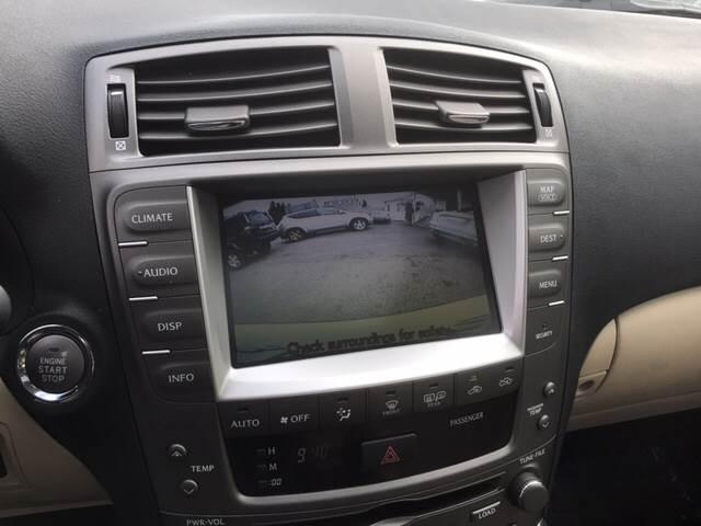 2008 Lexus IS 250 AWD 4dr Sedan - Lakewood WA