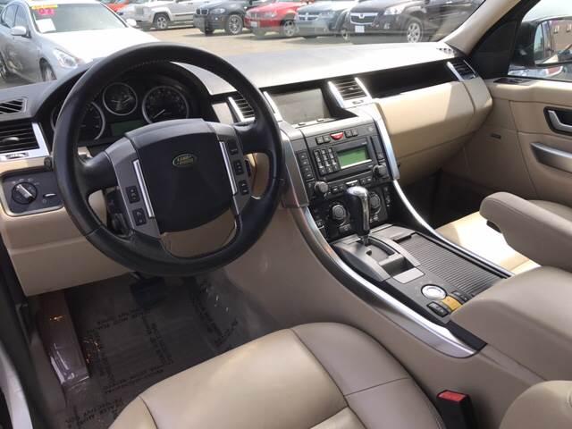 2009 Land Rover Range Rover Sport 4x4 HSE 4dr SUV - Lakewood WA