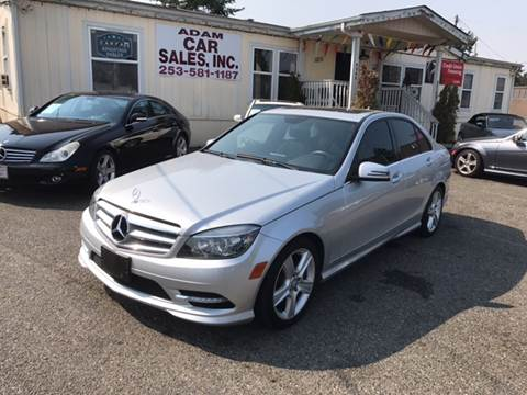 2011 Mercedes-Benz C-Class for sale in Lakewood, WA