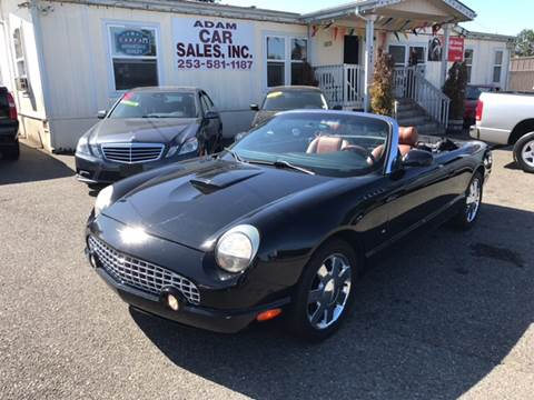 2003 Ford Thunderbird for sale in Lakewood, WA