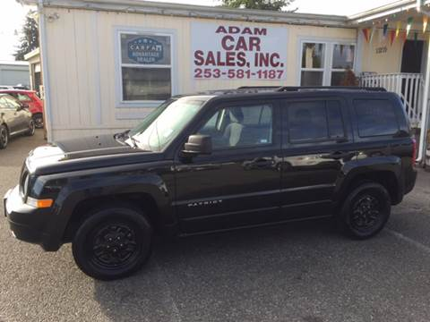 2011 Jeep Patriot for sale in Lakewood, WA