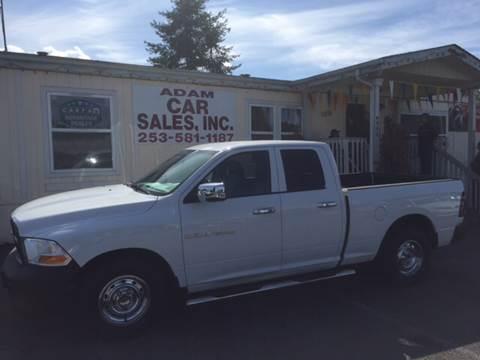 2012 RAM Ram Pickup 1500 for sale in Lakewood, WA