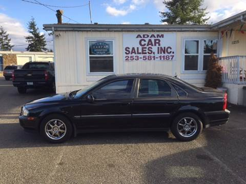2000 Volvo S80 for sale in Lakewood, WA
