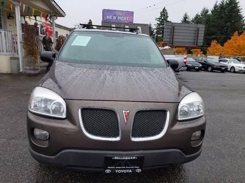 2008 Pontiac Montana for sale in Lakewood, WA
