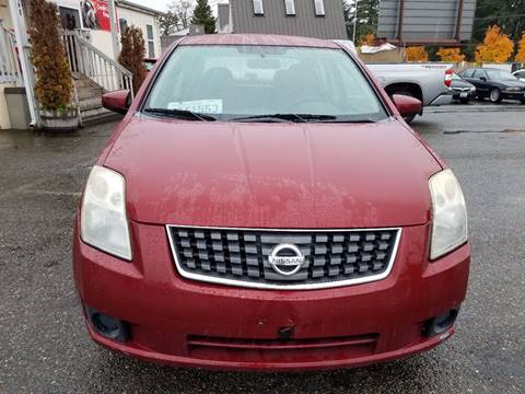 2007 Nissan Sentra for sale in Lakewood, WA