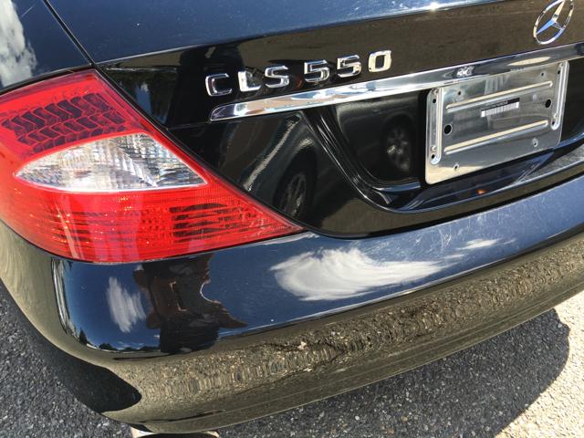 2007 Mercedes-Benz CLS CLS550 4dr Sedan - Lakewood WA
