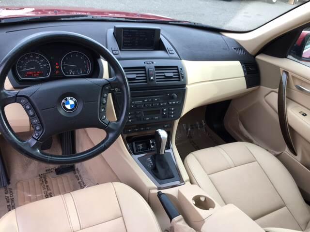 2006 BMW X3 AWD 3.0i 4dr SUV - Lakewood WA
