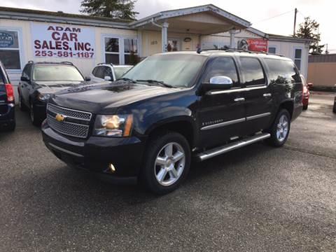 2008 Chevrolet Suburban for sale in Lakewood, WA