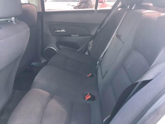2012 Chevrolet Cruze LT Fleet 4dr Sedan - Lakewood WA