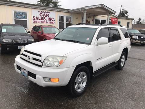 2005 Toyota 4Runner for sale in Lakewood, WA