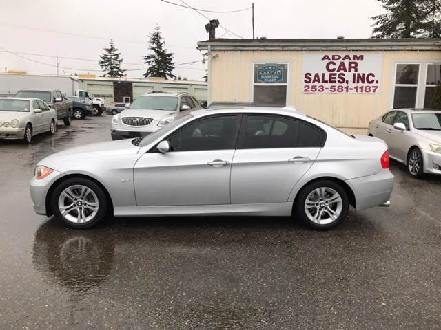2008 BMW 3 Series 328i 4dr Sedan SULEV - Lakewood WA