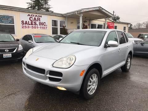 2006 Porsche Cayenne for sale in Lakewood, WA