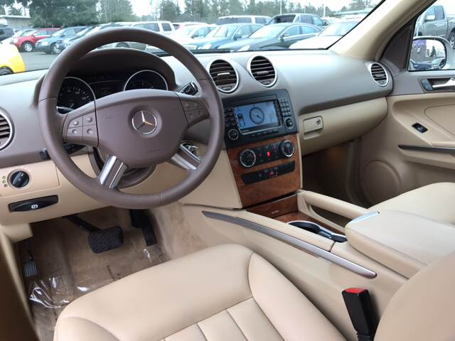 2007 Mercedes-Benz M-Class AWD ML 350 4MATIC 4dr SUV - Lakewood WA