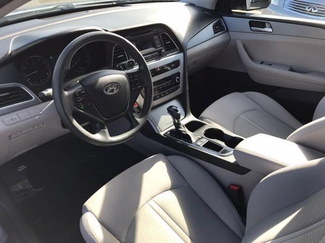 2015 Hyundai Sonata SE 4dr Sedan - Lakewood WA