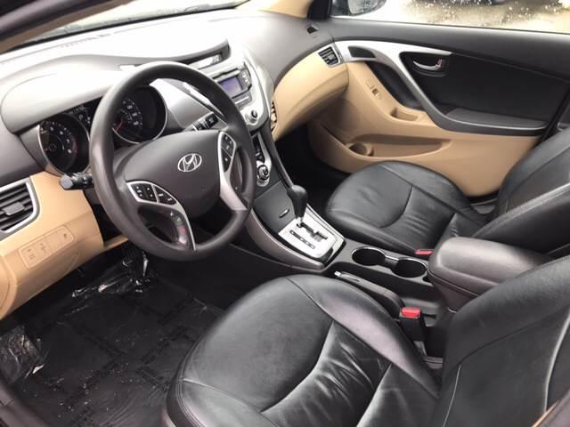 2012 Hyundai Elantra GLS 4dr Sedan - Lakewood WA