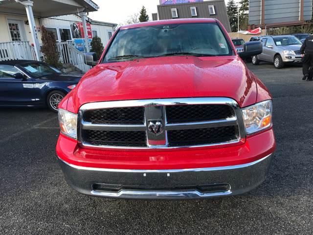 2010 Dodge Ram Pickup 1500 4x4 SLT 4dr Quad Cab 6.3 ft. SB Pickup - Lakewood WA