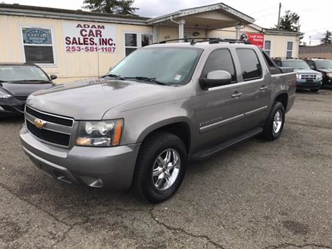 2007 Chevrolet Avalanche for sale in Lakewood, WA