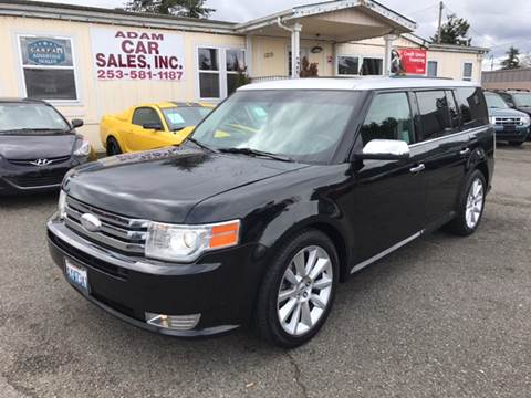 2012 Ford Flex for sale in Lakewood, WA