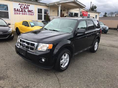 2010 Ford Escape for sale in Lakewood, WA