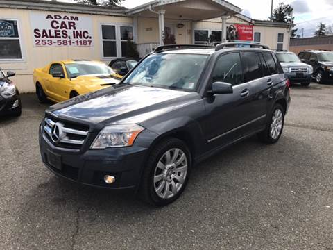 2011 Mercedes-Benz GLK for sale in Lakewood, WA
