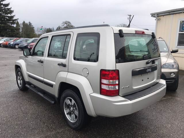 2008 Jeep Liberty 4x4 Sport 4dr SUV - Lakewood WA